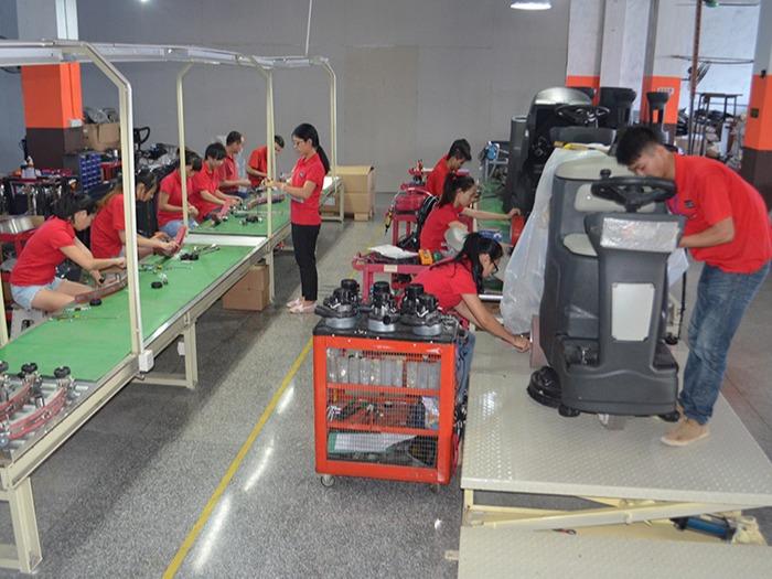美高-工厂设备