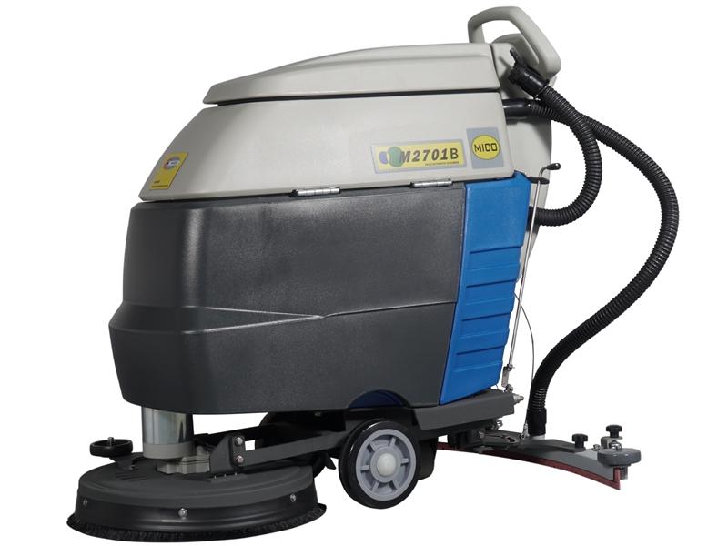 M2701手推式洗地机