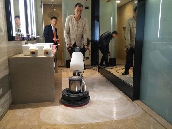 美高洗地机