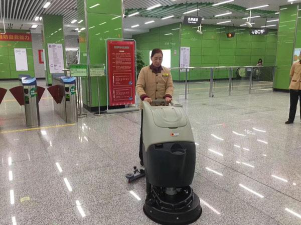 美高洗地机具备什么功能?